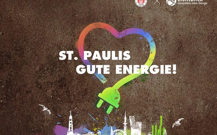 Der FC St. Pauli und LichtBlick verlängern ihre Partnerschaft
