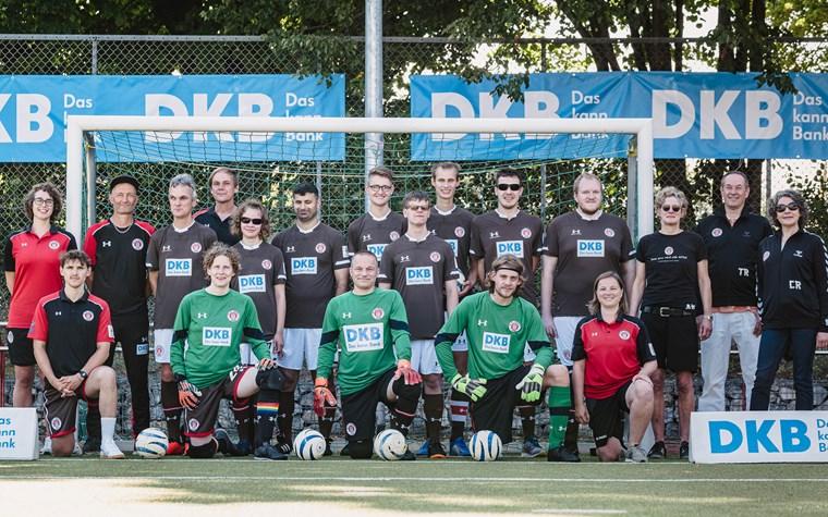 Im dritten Anlauf zum zweiten Titel - Blindenfußballer im DM-Finale gegen Stuttgart