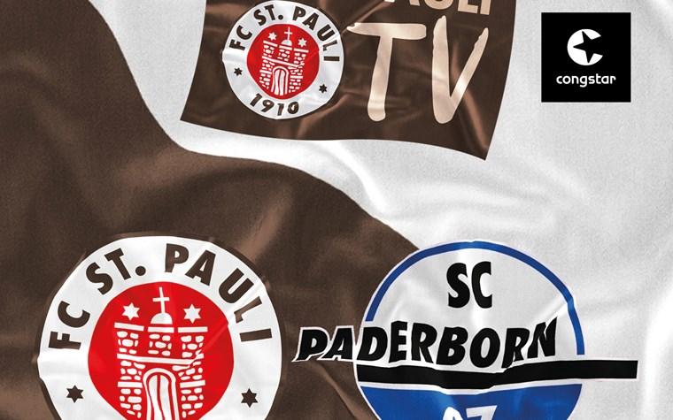 FC St. Pauli TV live vor dem Heimspiel gegen Paderborn