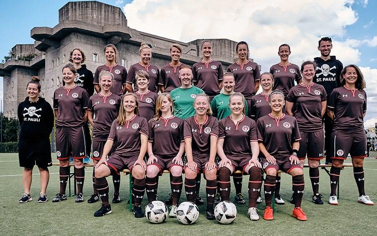 3:1 in Wellingsbüttel - 1. Frauen ziehen ins Pokal-Halbfinale ein
