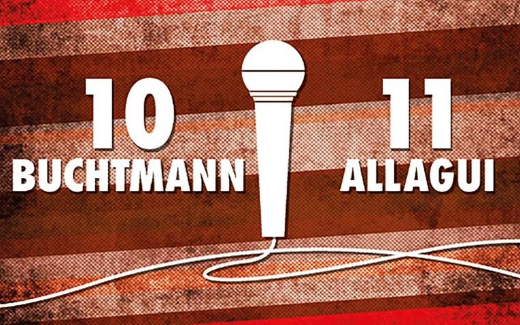 Fanräume Talkschau Vol. 24 mit Allagui und Buchtmann