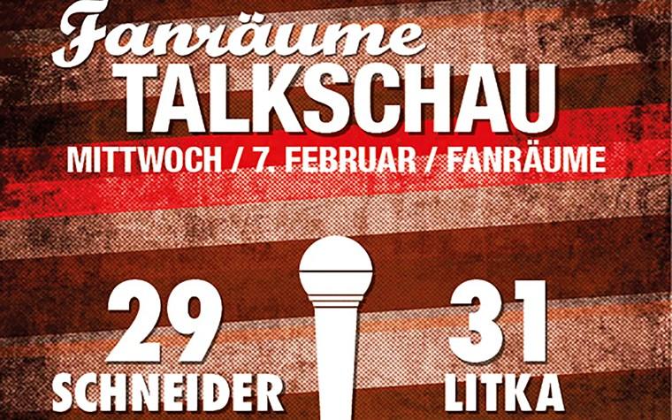 Fanräume Talkschau Vol. 25 mit Schneider und Litka