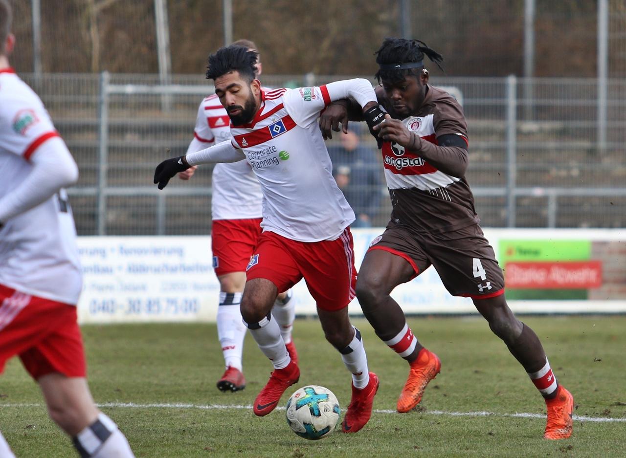 1:1 gegen die Rothosen! U23 verpasst Derbysieg