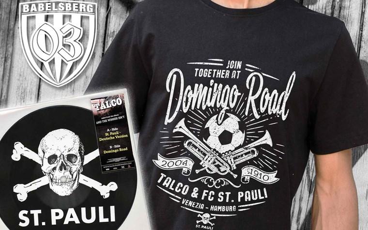 Gemeinsam für einen anderen Fußball - Talco-FCSP-Sonderartikel zugunsten des SV Babelsberg