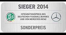 FC St Pauli Rabauken Sieger 2014 Sonderpreis