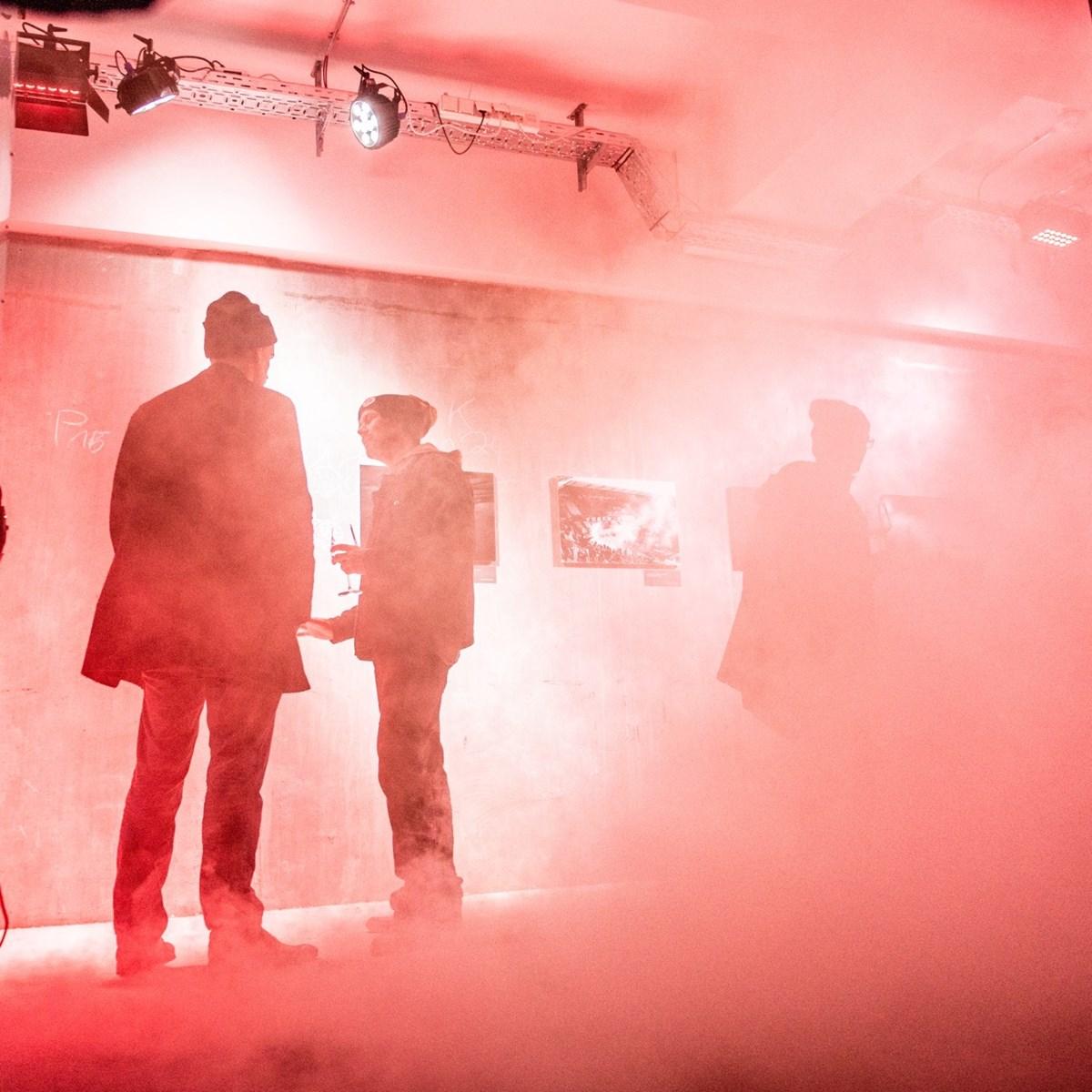 FC St. Pauli visuell: Die große Fotoausstellung feierte ihre Vernissage im Frühjahr 2018
